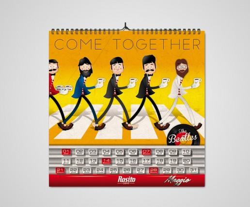 Rosito Calendario 2017 - Maggio