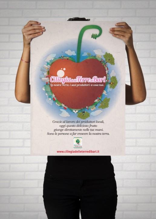 Ciliegia delle Terre di Bari Poster