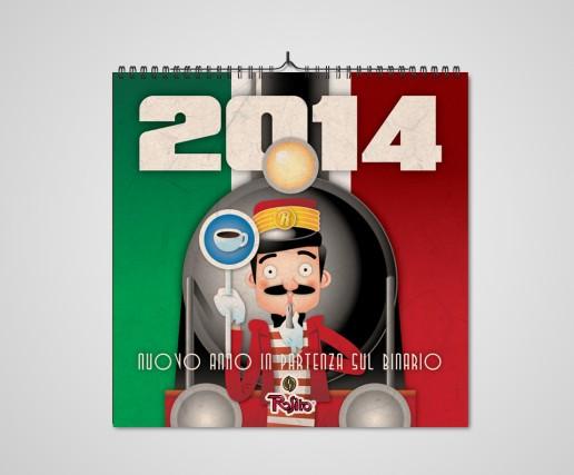 Rosito Calendario 2014