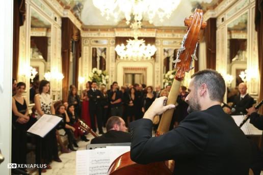 Inaugurazione Palazzo Pugliese