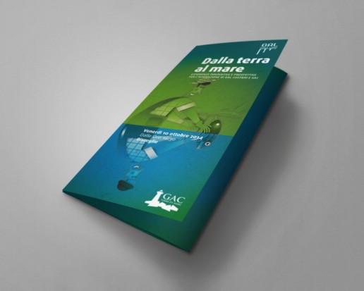 Dalla Terra al Mare Brochure