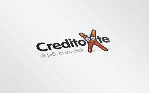 Credito X te logo