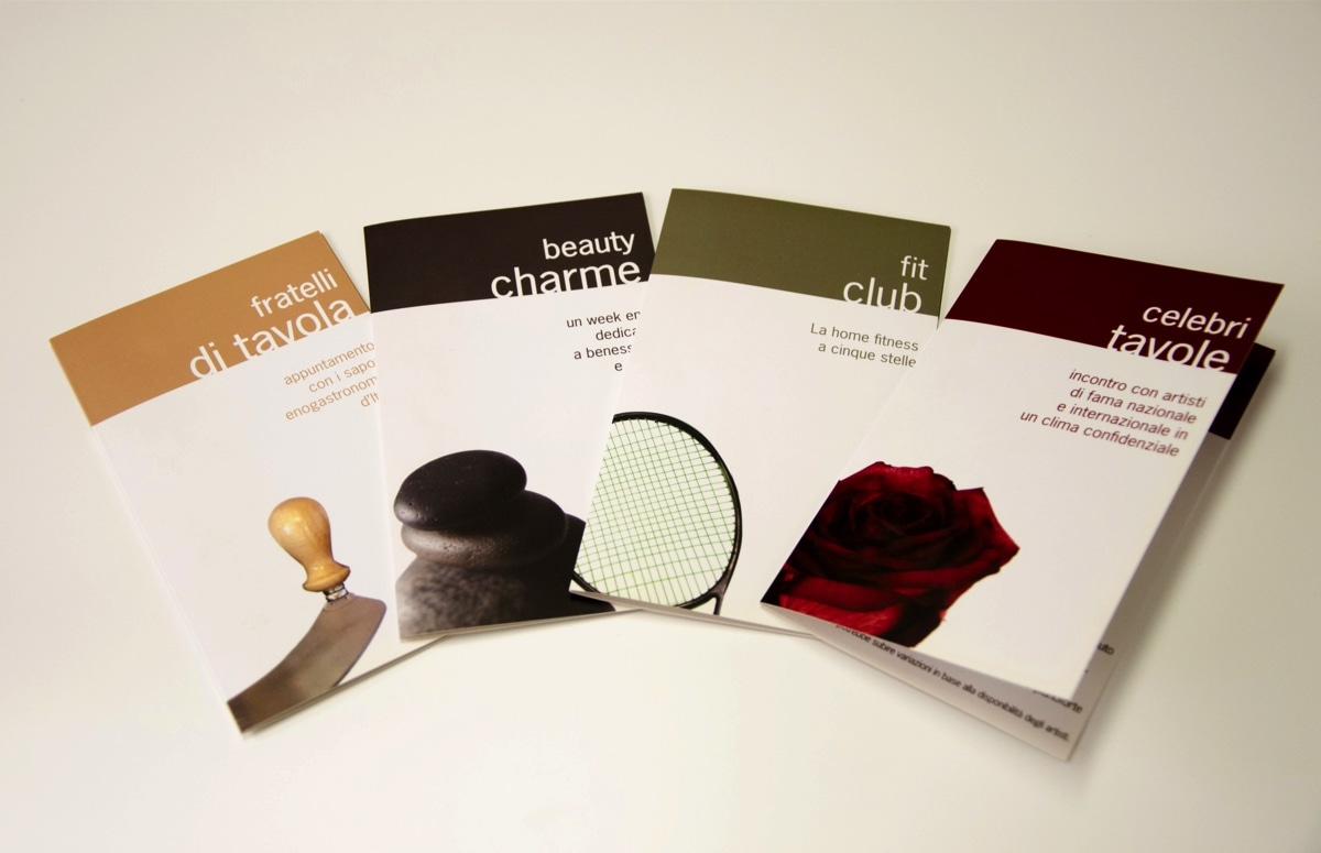 Polvere di Rose Brochure