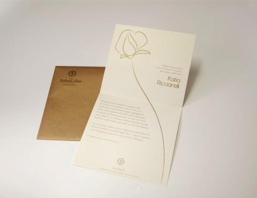 Polvere di Rose Invito per Katia Ricciarelli