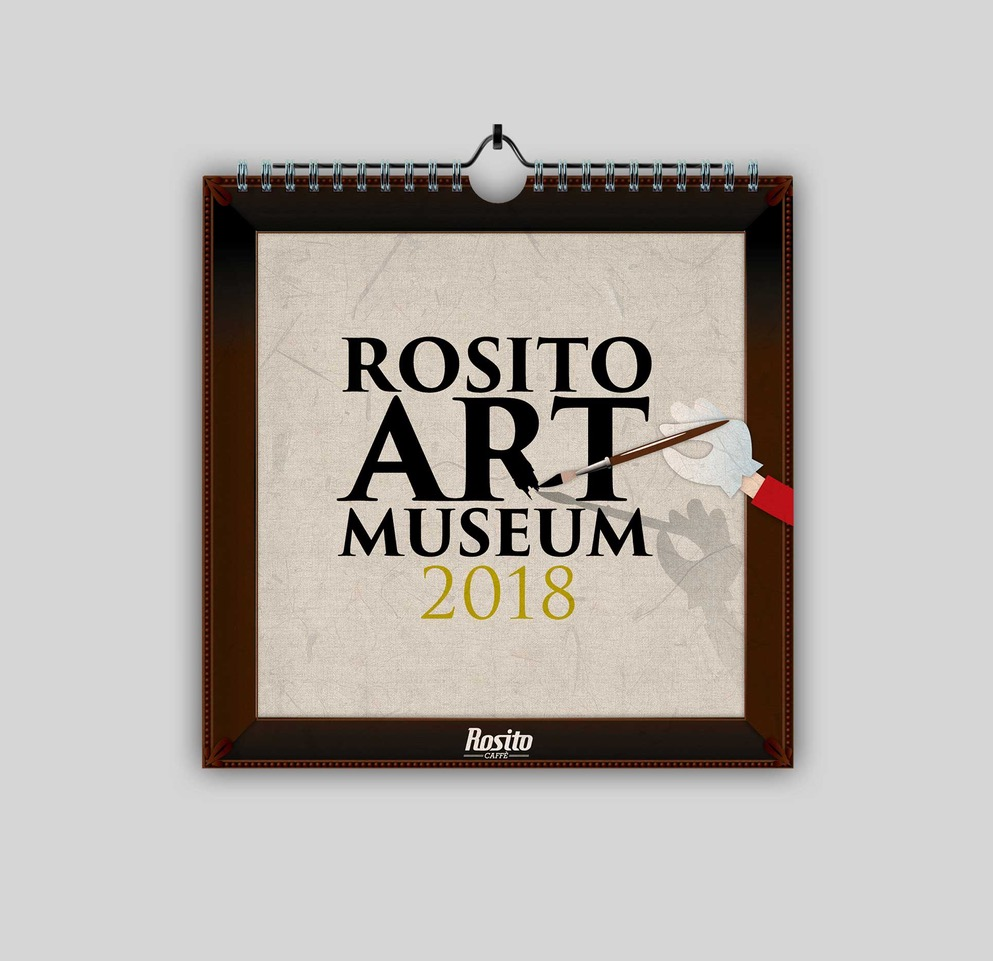 Rosito Calendario 2018 copertina
