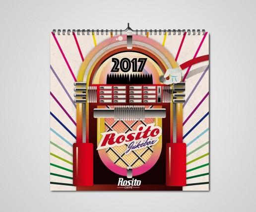Rosito Calendario 2017