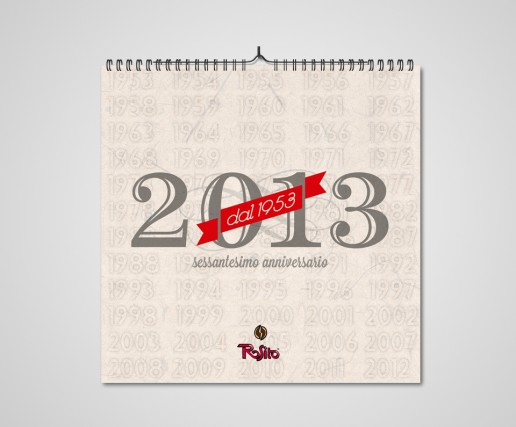 Rosito Calendario 2013
