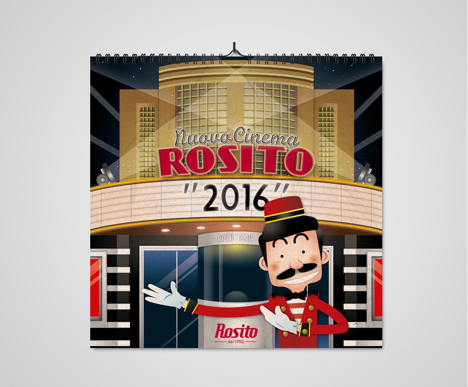 Rosito Calendario 2016