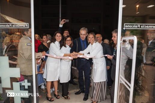 Farmacia Falcone inaugurazione