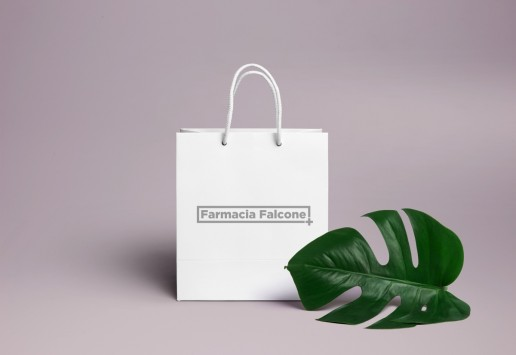 Farmacia Falcone Shopping Bag
