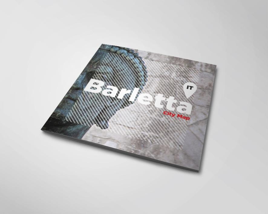 Mappa Città di Barletta
