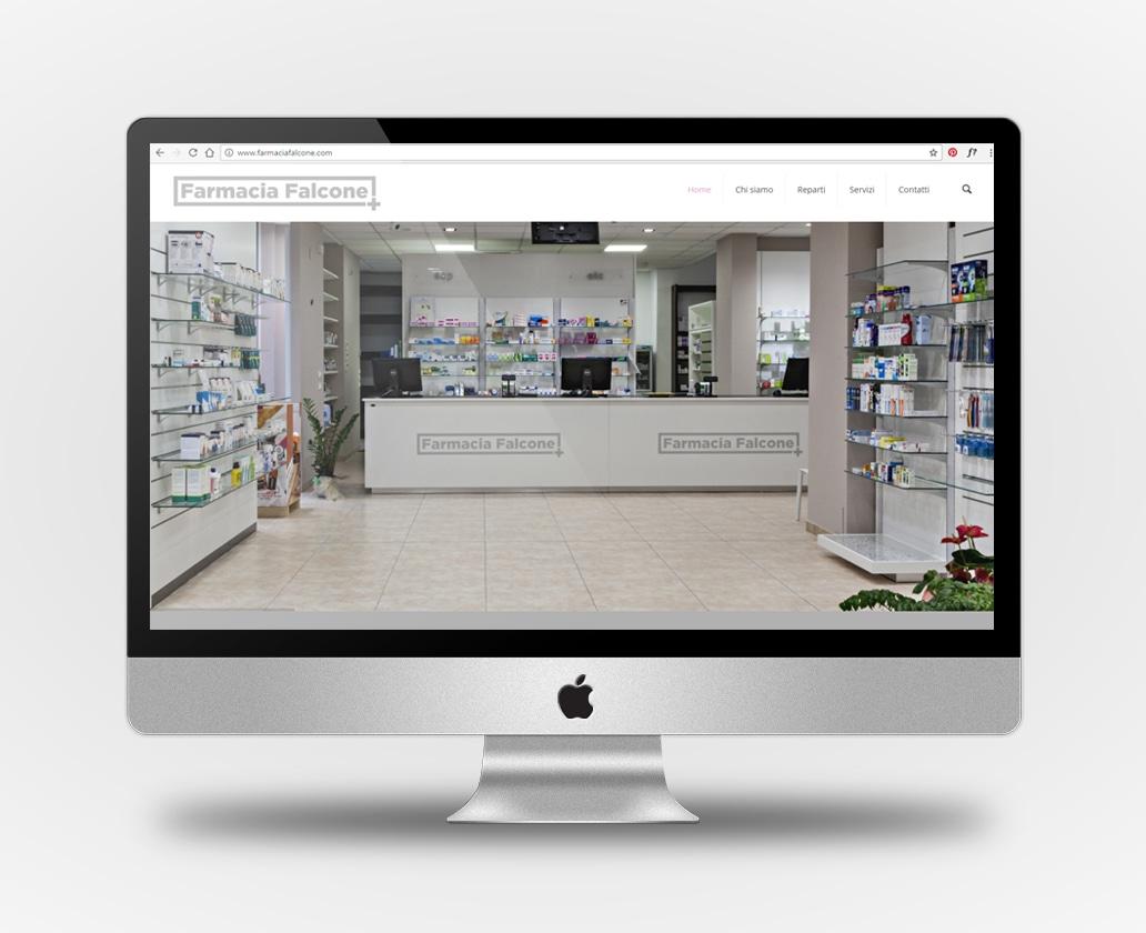 Farmacia Falcone Sito Web