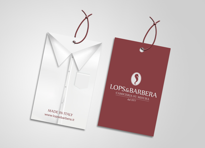 Lops & Barbera Etichette