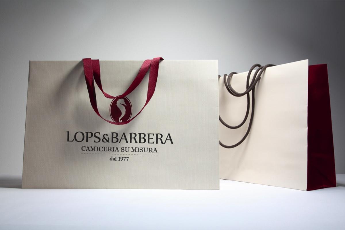 Lops & Barbera Shopper