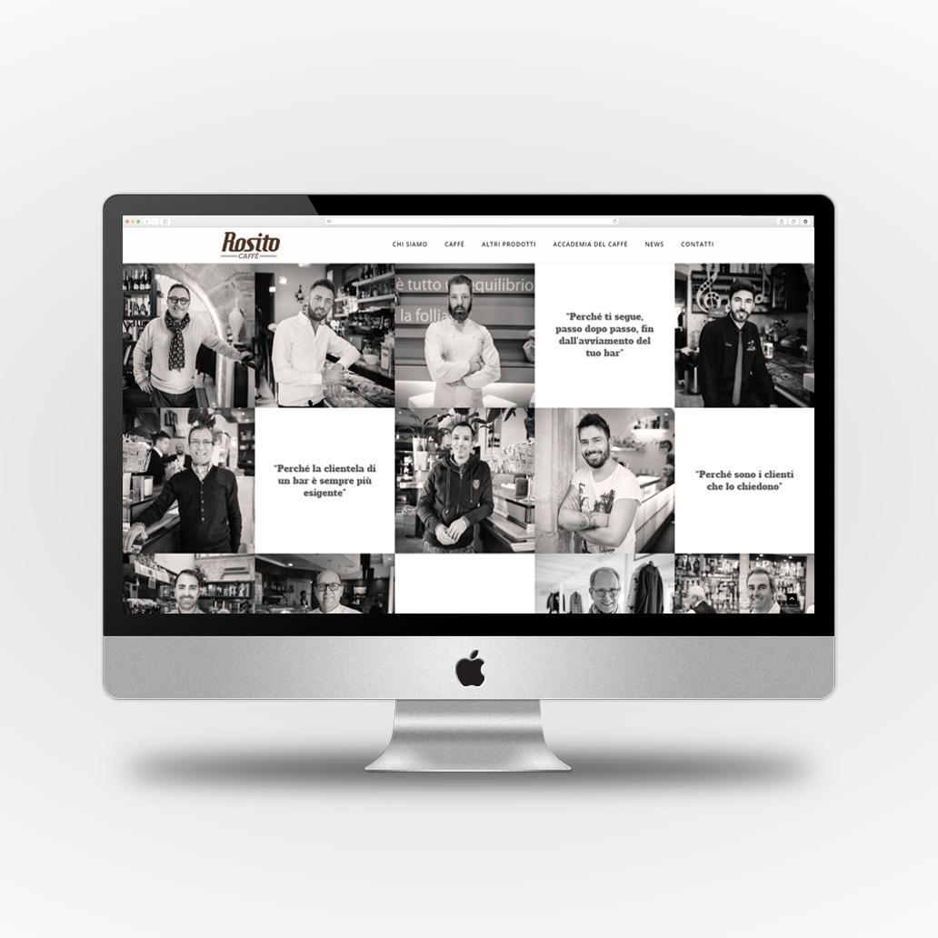 Rosito Nuovo sito Web - i volti