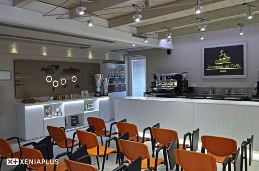 Accademia del Caffè Rosito interno