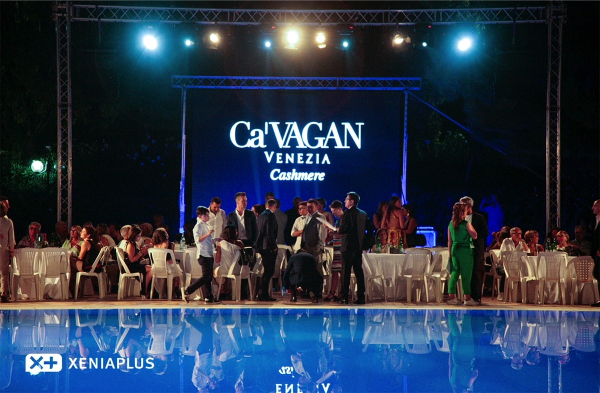 Ca'Vagan evento